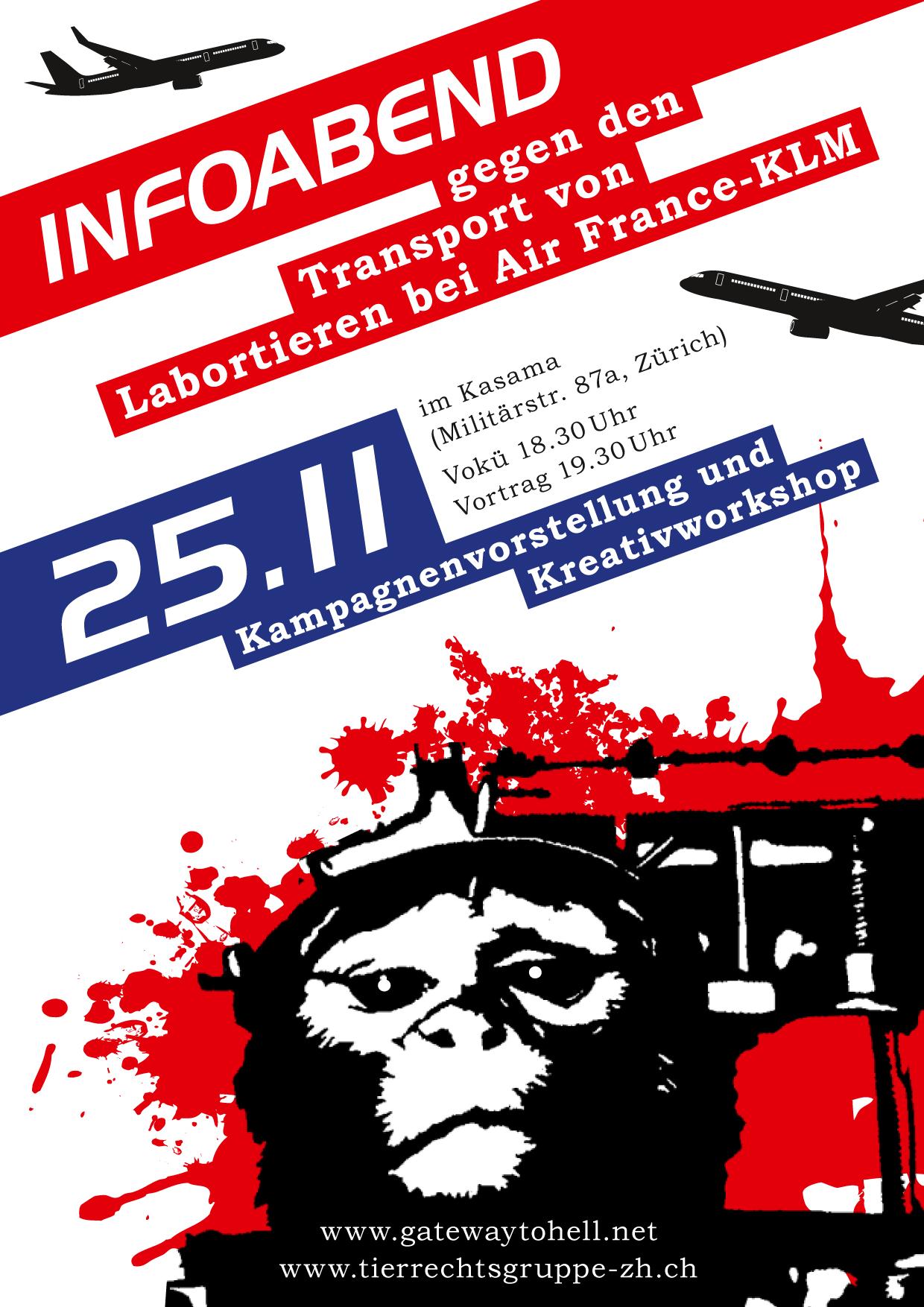 Vortrag Air France