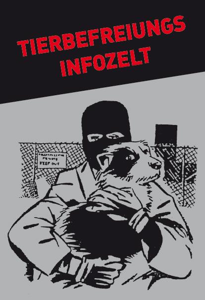 Politwochenende 2014 Tierbefreiung Zürich