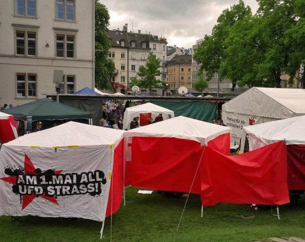 Politwochenende 2014 Tierrechtsgruppe Zürich