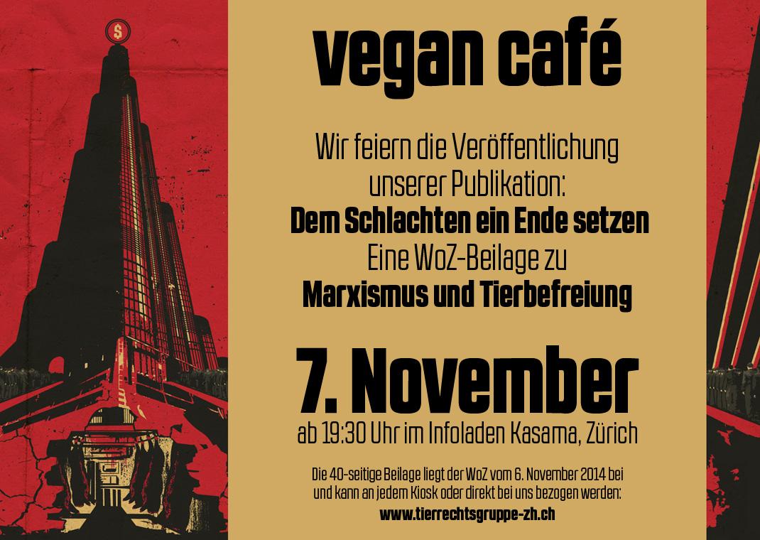 Vegan Café Antidot