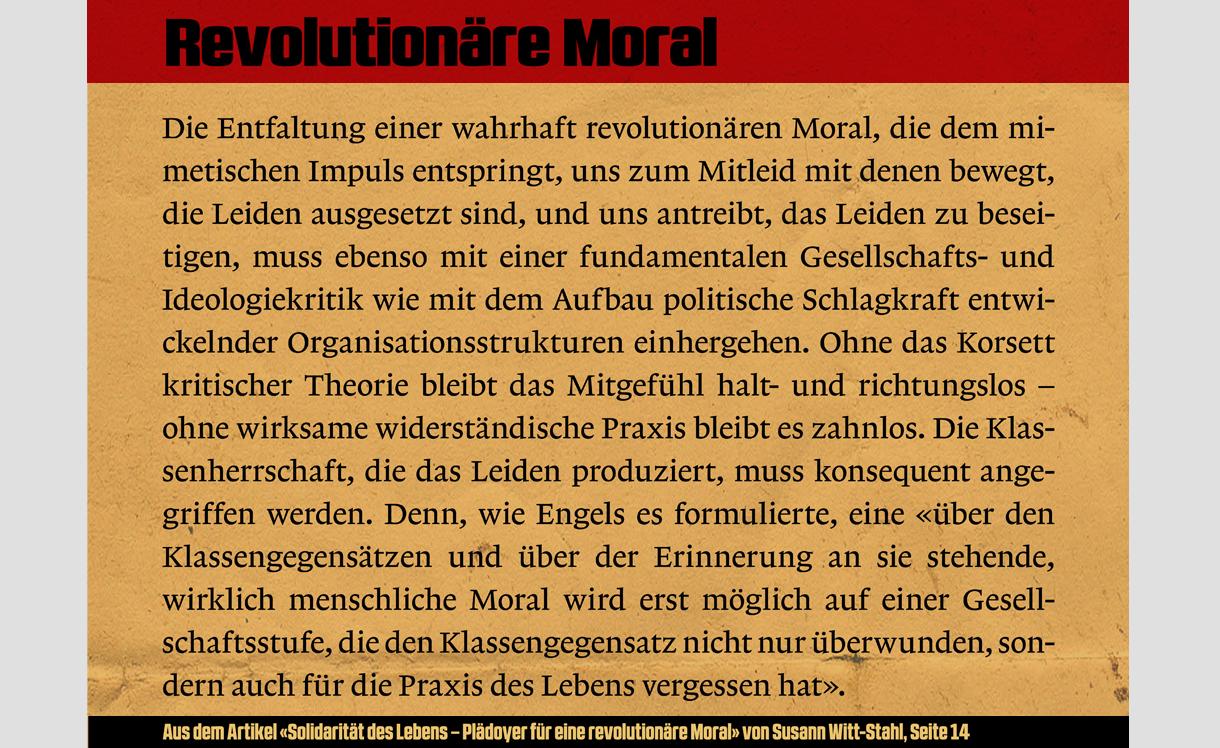 Politwochenende 2015 Tierrechtsgruppe Zürich