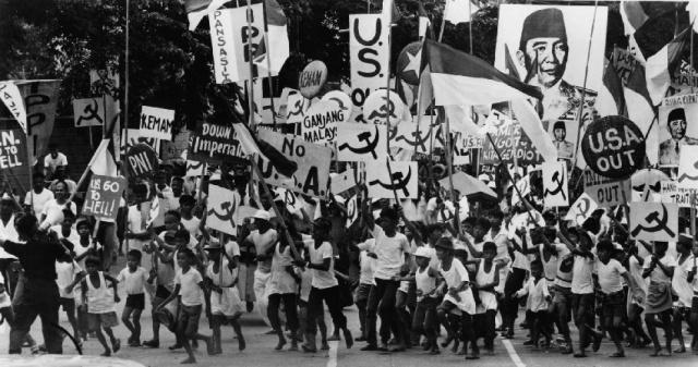 Indonesien 1965 Tierrechtsgruppe Zürich