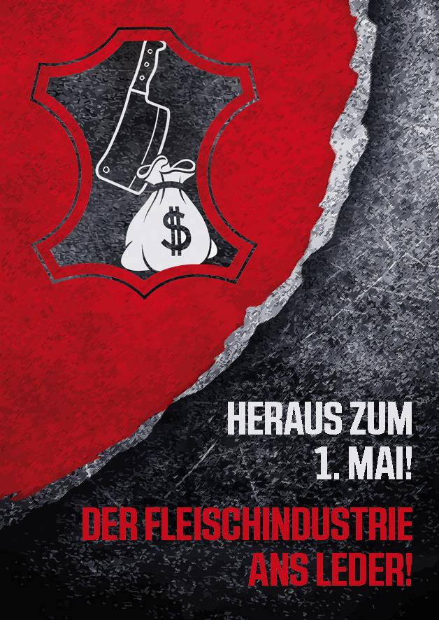 Tierrechtsgruppe Zürich 1. Mai 2019 Tierbefreiung Marxismus