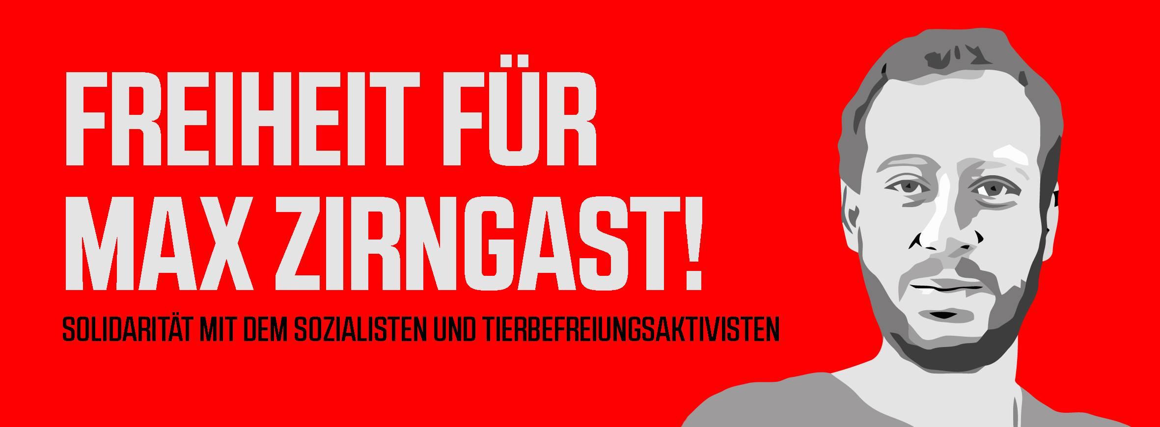 Max Zirngast Solidarität Tierbefreiung